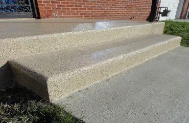 Concrete Resurfacing Lima, Ohio