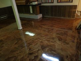 Stained Concrete Fort Wayne, IN | Supremecrete