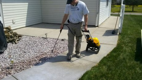 Concrete Sealer Fort Wayne, Indiana