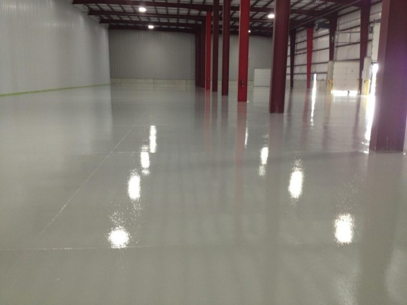 Resinous Flooring Zulu, Indiana | Supremecrete