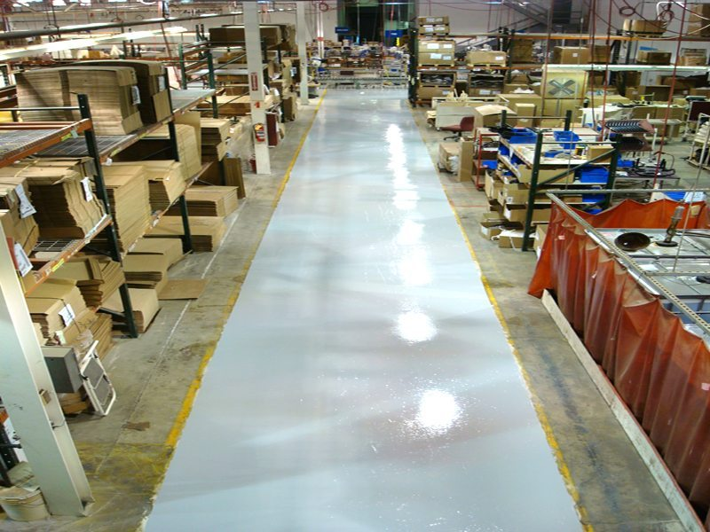 Resinous Flooring Fort Wayne, Indiana | Supremecrete