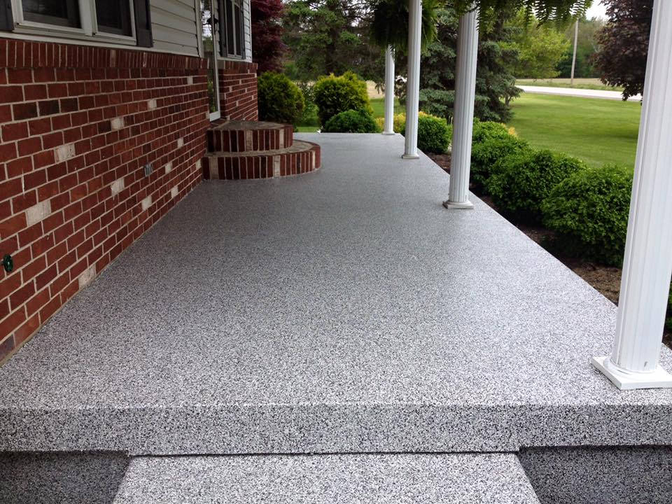Graniflex Concrete Resurfacing | Fort Wayne, Indiana