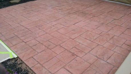 Stamped Concrete Lima, Ohio