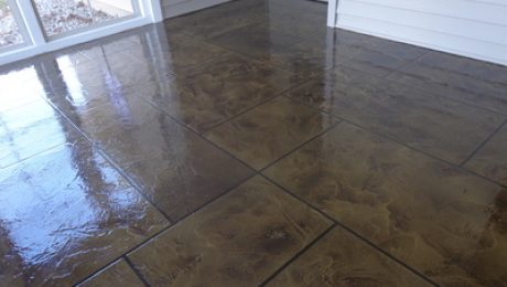 Concrete Staining Fort Wayne, Indiana
