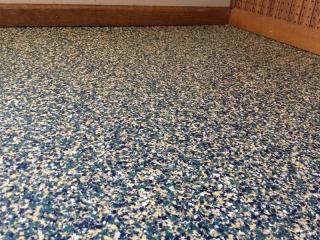 Epoxy Flake Flooring | Fort Wayne, Indiana