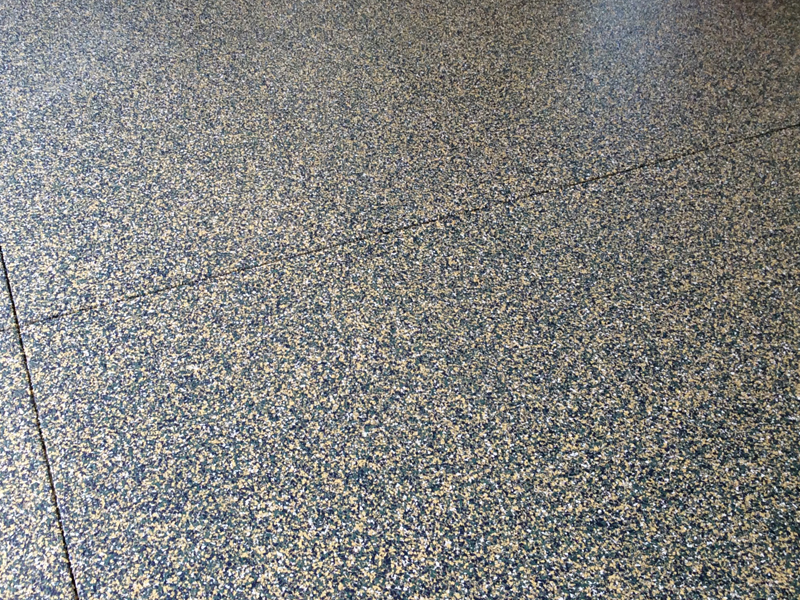 Epoxy Flake Flooring | Fort Wayne, Indiana