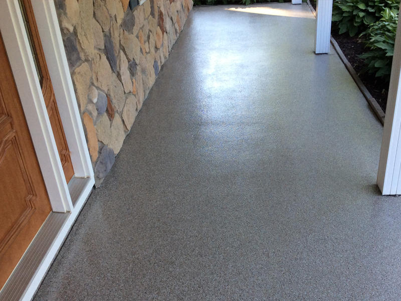 Graniflex Concrete Resurfacing | Yoder, Indiana